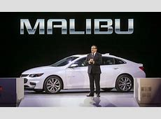 2016 Chevrolet Malibu More Tech, More Space, Less Weight