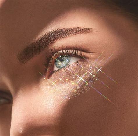 glitter eyeshadowpalette sparkle aesthetic