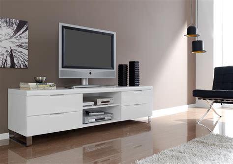 bureau d angle blanc laqué acheter votre meuble télé contemporain laqué blanc pied