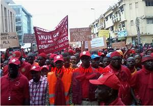 Workers' Day of Action: Thousands protest against economic ...