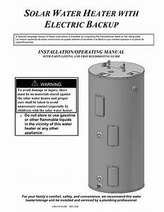 Bradford White Electric Water Heater Wiring Diagram