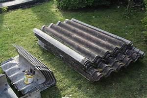 Plaque Fibro Ciment Plate : photo urgent donne 17 plaques de toit fibro ciment d ~ Dailycaller-alerts.com Idées de Décoration