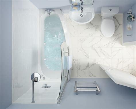 small luxury bathroom pictures with bathtub ba 241 os de color cincuenta ideas estupendas