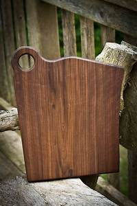 Hand, Made, Live, Edge, Walnut, Cutting, Serving, Board, By, Wood, Shed, Forge