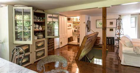 homes  hidden rooms  passageways cbs news
