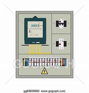 Electricity Clipart Electrical Panel  Electricity