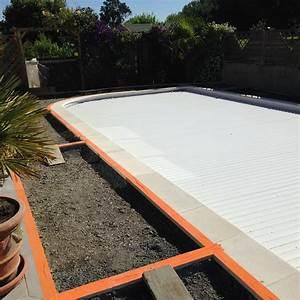 beton poreux autour d39une piscine a chasnais en vendee With beton autour d une piscine