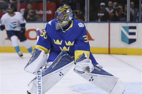 Henrik Lundqvist to play for Sweden at 2019 Worlds