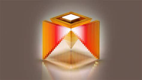 wallpaper hd abstract  medaltations cube abstract