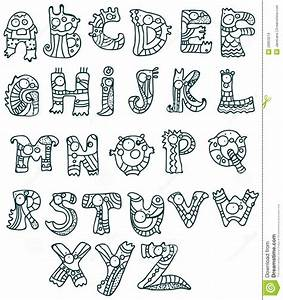cool letter designs alphabet joyful cartoon font from With design your letters