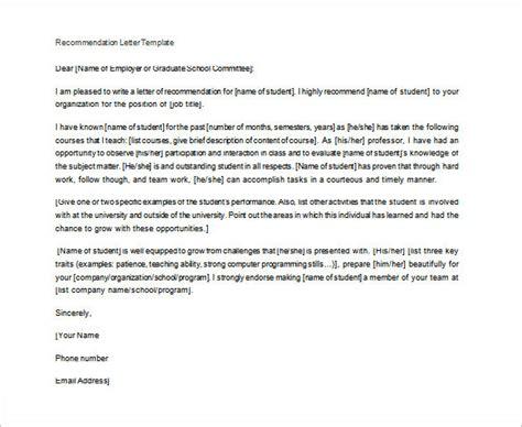 letter  recommendation  teacher   word