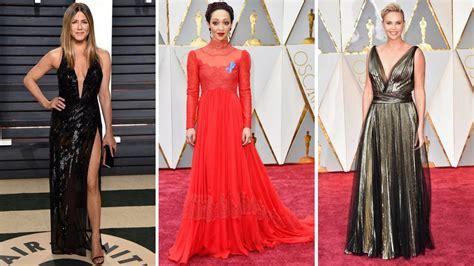 Oscars Red Carpet Trends Fashionista Barbie