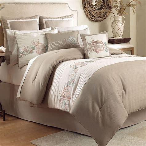seashore coastal comforter bedding from chapel hill by
