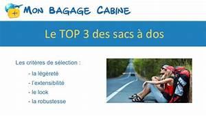 Sac De Voyage Cabine Avion : meilleur sac a dos cabine avion monbagagecabine youtube ~ Melissatoandfro.com Idées de Décoration