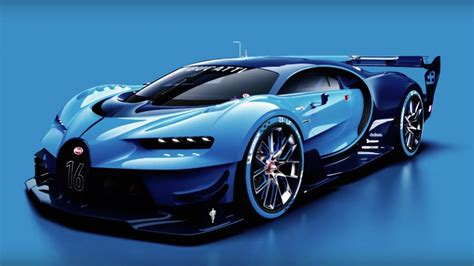 Bugattis Top Speed by Here S How Bugatti S Vision Gt Concept