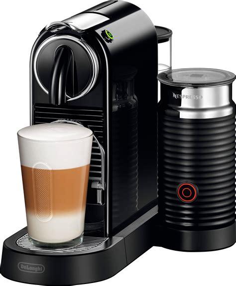 A Espresso Coffee Machine by Nespresso Espresso Machines Coffee Makers Best Buy