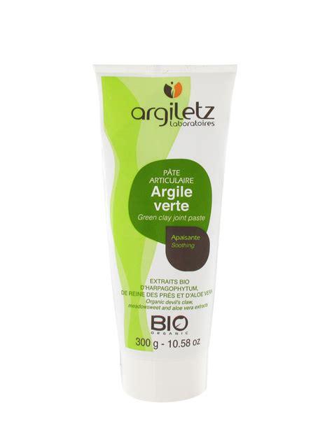 prix d argiletz argile verte articulaire apaisant bio 300g