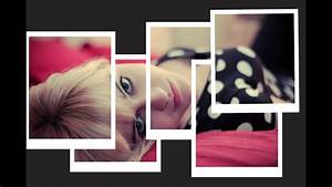 Montage Photo Photoshop : how to create a collage effect photoshop tutorial youtube ~ Medecine-chirurgie-esthetiques.com Avis de Voitures