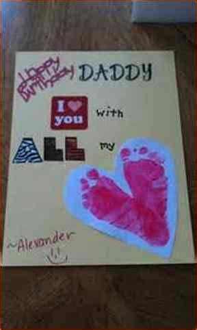 homemade birthday cards  dad  toddler google
