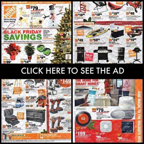 black friday christmas tree sales home depot home depot black friday ad 2018 deals store hours ad scans