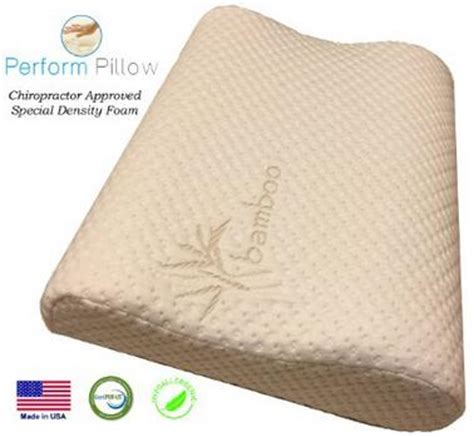 best orthopedic pillow buy an orthopedic contour pillow fit you best pillow