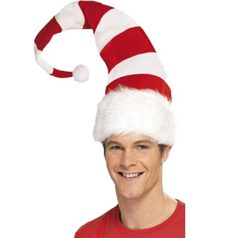 christmas xmas fancy dress novelty santa hat elf pixie