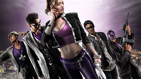 Saints Row Iv Dlc In This Week's Playstation Store Deals