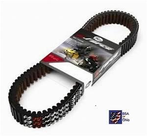 Gates Snowmobile Belt For Polaris 800 Rmk Shift 144  U0026 600