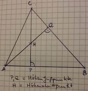 Seitenhalbierende Berechnen : h henschnittpunkt h henschnittpunkt mithilfe von 3 punkten berechnen mathelounge ~ Themetempest.com Abrechnung