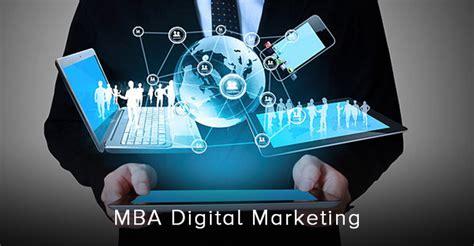 mba marketing mba in digital marketing vs digital marketing certification