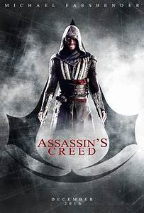 ASSASSIN'S CREED MOVIE POSTER 2016 by Fincher7 on DeviantArt