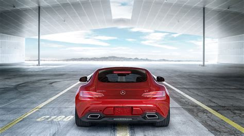 car mercedes 2017 wallpaper mercedes amg gt 2017 cars rear view mercedes