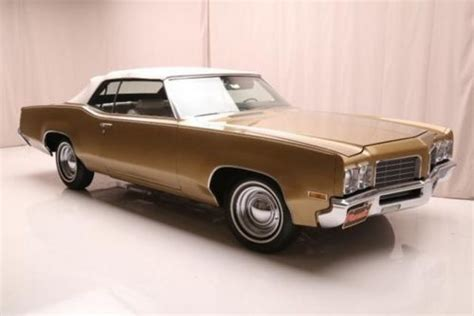 sell   oldsmobile delta  dr convertible