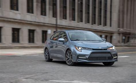 toyota corolla sedan  hybrid   improved