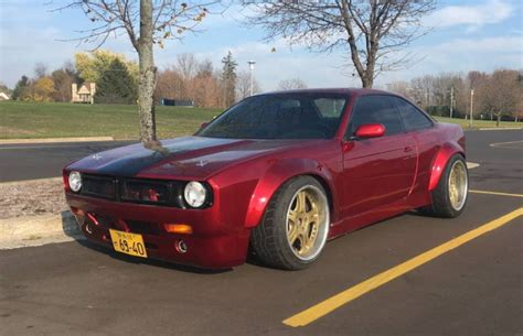 For $25,000, Will This Custom 1996 Nissan 240SX Show You ...