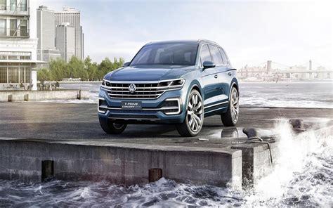 2018 Volkswagen T Prime Concept Gte Image