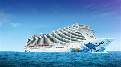 Norwegian Escape | Norwegian Cruise Line