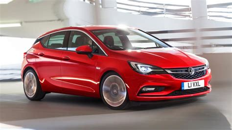 This Is The Brand New Vauxhall Astra  Top Gear
