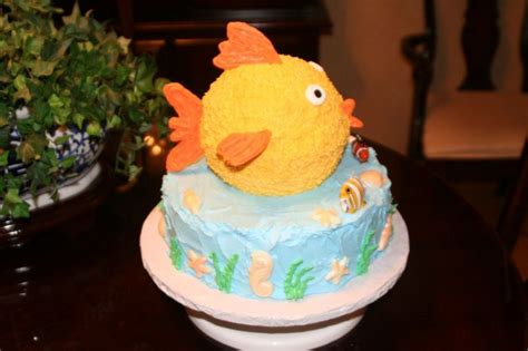 fish birthday cake fish birthday cake ideas  fish