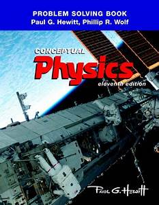 Conceptual Physics Textbooks