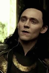 Loki Thor GIF - Loki Thor Smile - Discover & Share GIFs