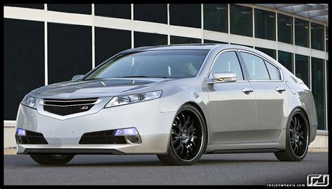 Acura Tl Aftermarket Grill by 4g Tl Ronjon 6 Splitter Kit Updated Design Pg 3