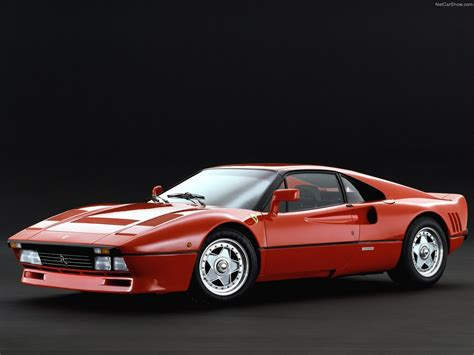 Ferrari 288 Gto (1984) Wallpaper