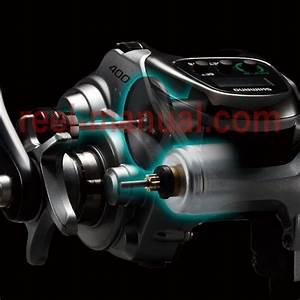 Shimano 2014 Forcemaster 401 Download Original User Manual