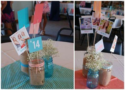 graduation table decorations 2015 top 5 graduation ideas pear tree