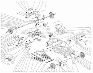 Razor Dune Buggy Parts List And Diagram   Ereplacementparts Com