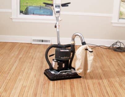 best diy floor sander for beginners bob vila