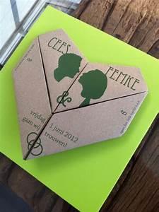 23 creative and unique wedding invitations creative With origami wedding invitations from paper bird design