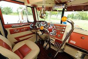 Custom Big Rig Interiors