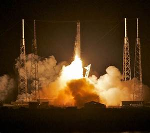 SpaceX launch latest: Falcon 9 rocket mission DELAYED for ...